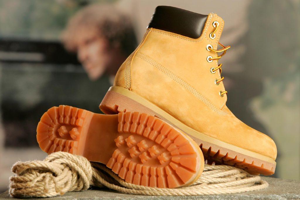 semelle chaussure timberland