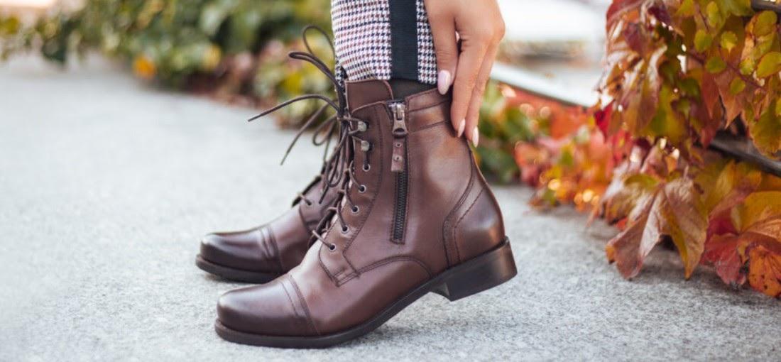 chaussures hautes